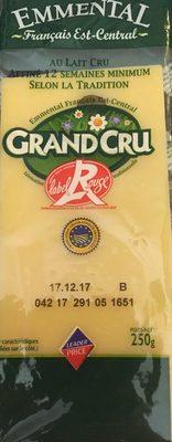 Emmental grand cru - Produit - fr
