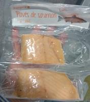 Pavés de Saumon - Product - fr