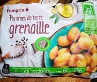 Pomme de terre grenaille - Produit - fr