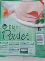 Blanc de poulet - Valori nutrizionali - fr