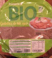 Galette de blé noir - Produit - fr