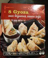 Gyoza aux légumes, sauce soja - Product - fr