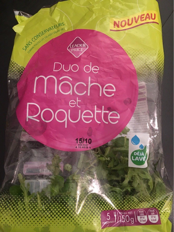 Duo de Mâche et Roquette - Product - fr