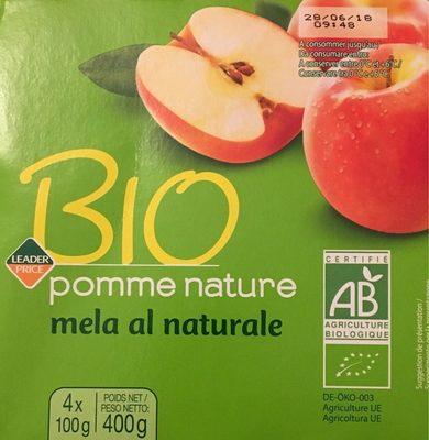 Compote Allégée de Pommes - Product