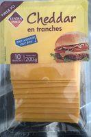 Cheddar en tranches - Produit - fr