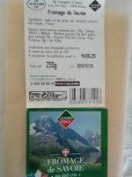 Fromage de Savoie - Product - fr