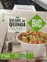 Salade de quinoa aux légumes et fruits secs - Produit - fr