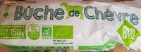 Bûche de chèvre bio - Product - fr
