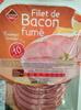 Filet de Bacon Fumé - Product