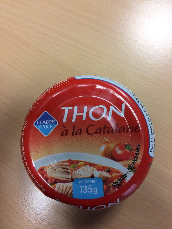 Thon à la catalane - Produit - fr