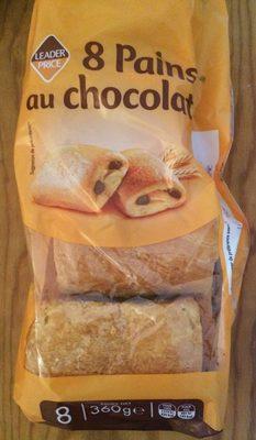 8 Pains au chocolat - Product