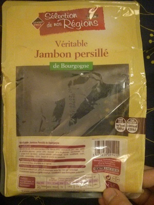 Véritable Jambon persillé de Bourgogne - Produit - fr
