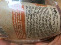 Poulet rôti sauce Caesar - Ingrediënten - fr
