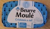 Beurre Moulé Cristaux de Sel (80 % MG) - Product