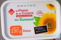Le Plaisir & la Cuisine au tournesol doux - Produit