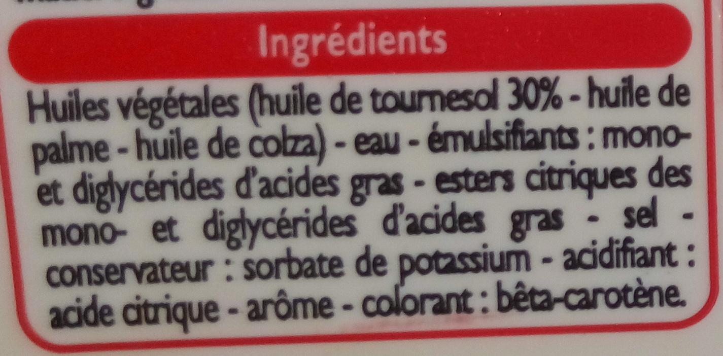 Le Plaisir & la Cuisine au tournesol doux - Ingrédients