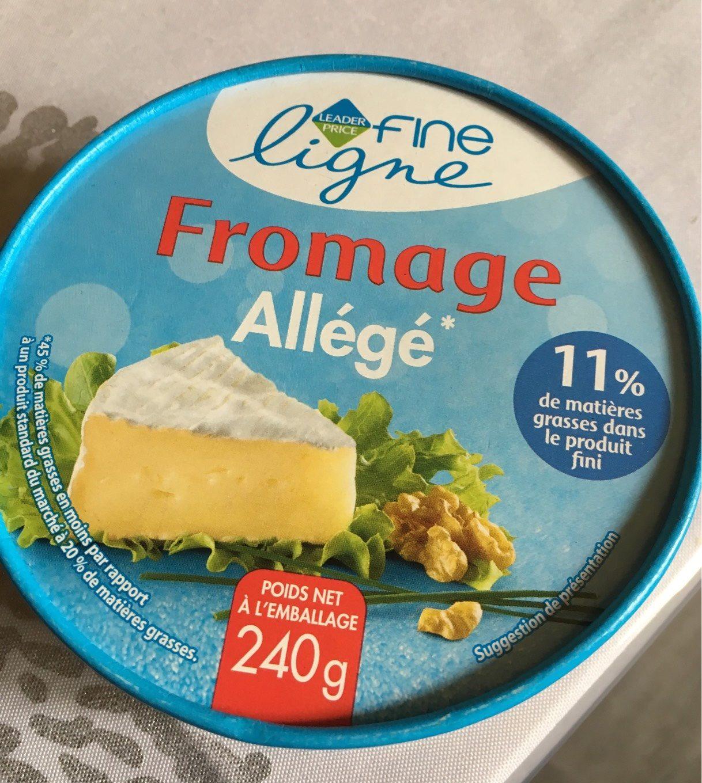 Fromage Allégé 11% - Product
