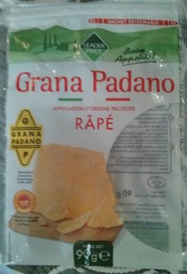 Grana Padano AOP râpé (28% MG) - Produkt