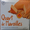 Quart de Maroilles - Product