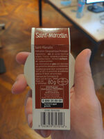 Saint Marcellin (23% MG) - Ingrediënten - fr