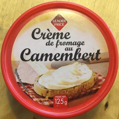 Crème de fromage au Camembert - Prodotto - fr