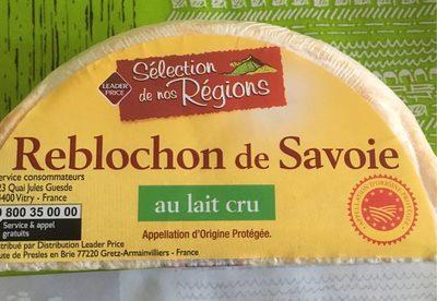 Reblochon de Savoie - Product - fr