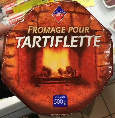Fromage pour Tartiflette - Prodotto - fr