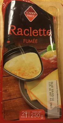 Raclette fumée - Produit - fr