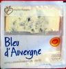 Bleu d'Auvergne AOP (30 % MG) -