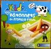 Kids - Bâtonnets et fromage fondu - Produit