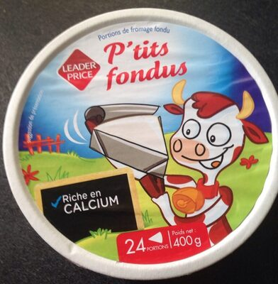 P'tits fondus - Product - fr
