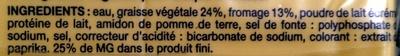 Tranchettes croque-monsieur - Ingrédients - fr