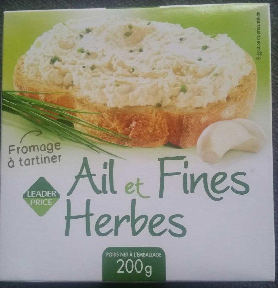 Ail & fines herbes - Produit