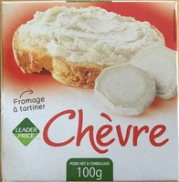 Fromage à tartiner  chèvre - Prodotto - fr