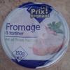 Fromage à tartiner Ail et fines herbes - Produit