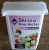 Dés Ail et Fines Herbes - Product