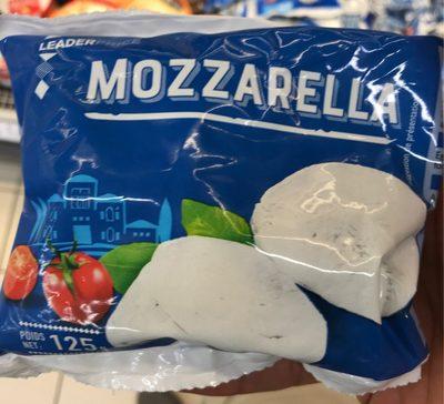 Mozarella 125g - Produkt - fr