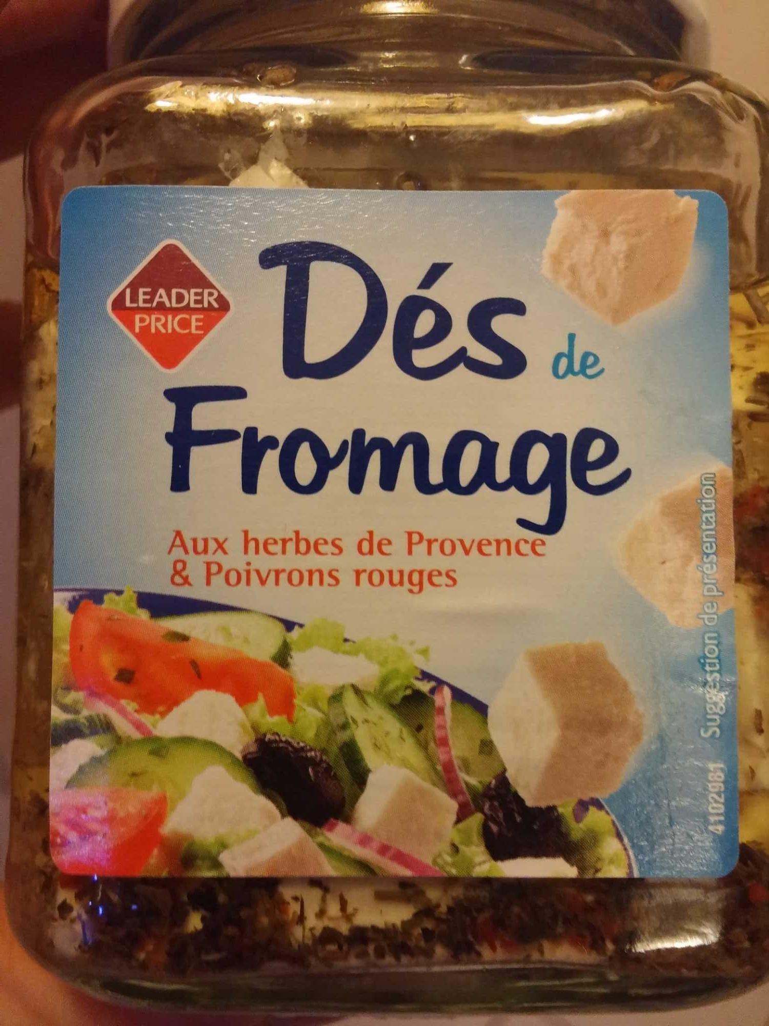 D s de fromage aux herbes de provence leader price 1 - Leader price salon de provence ...