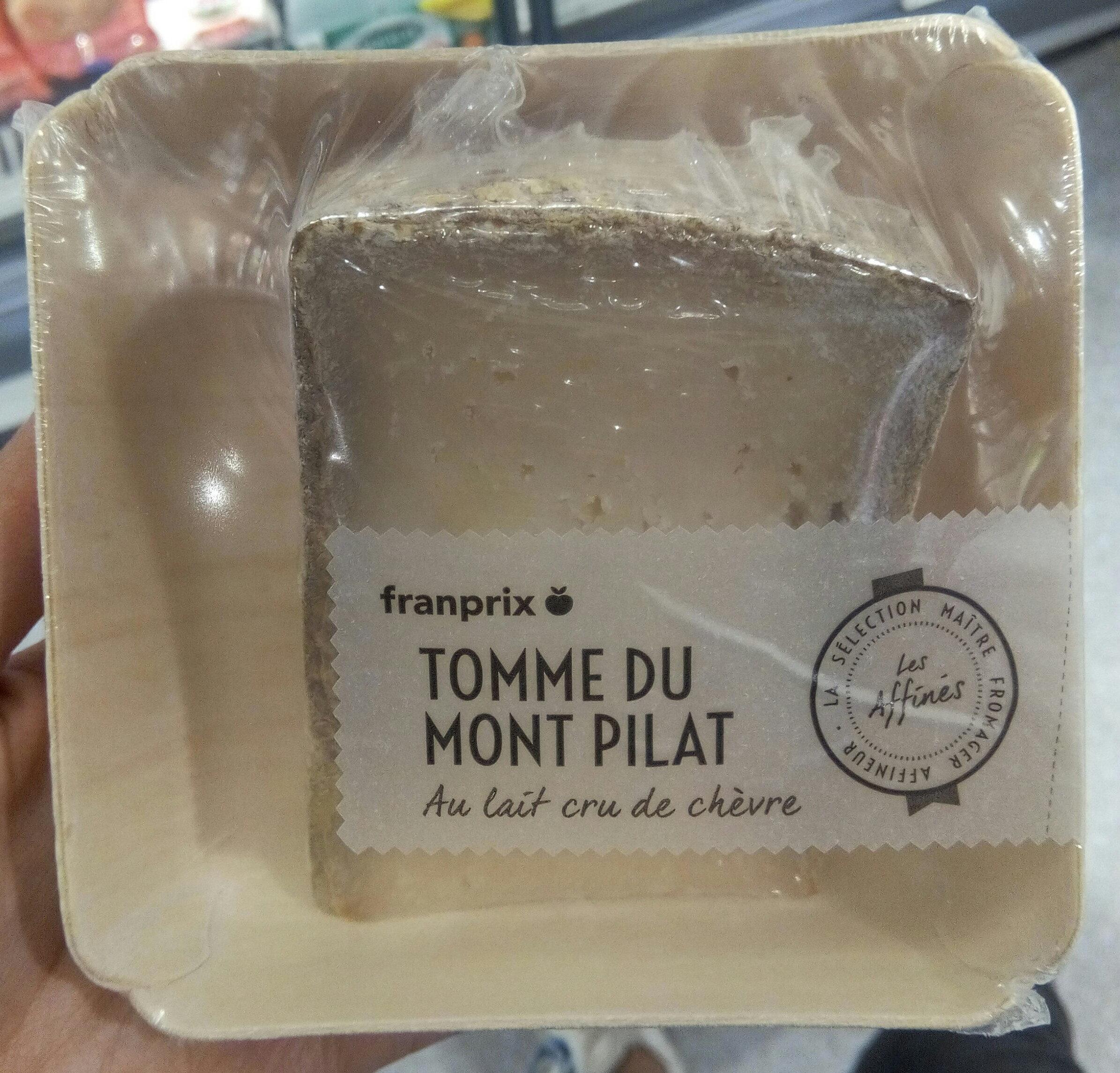 Tomme du Mont Pilat - Produit - fr
