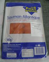 Saumon Atlantique fumé au bois de hêtre - Produit - fr