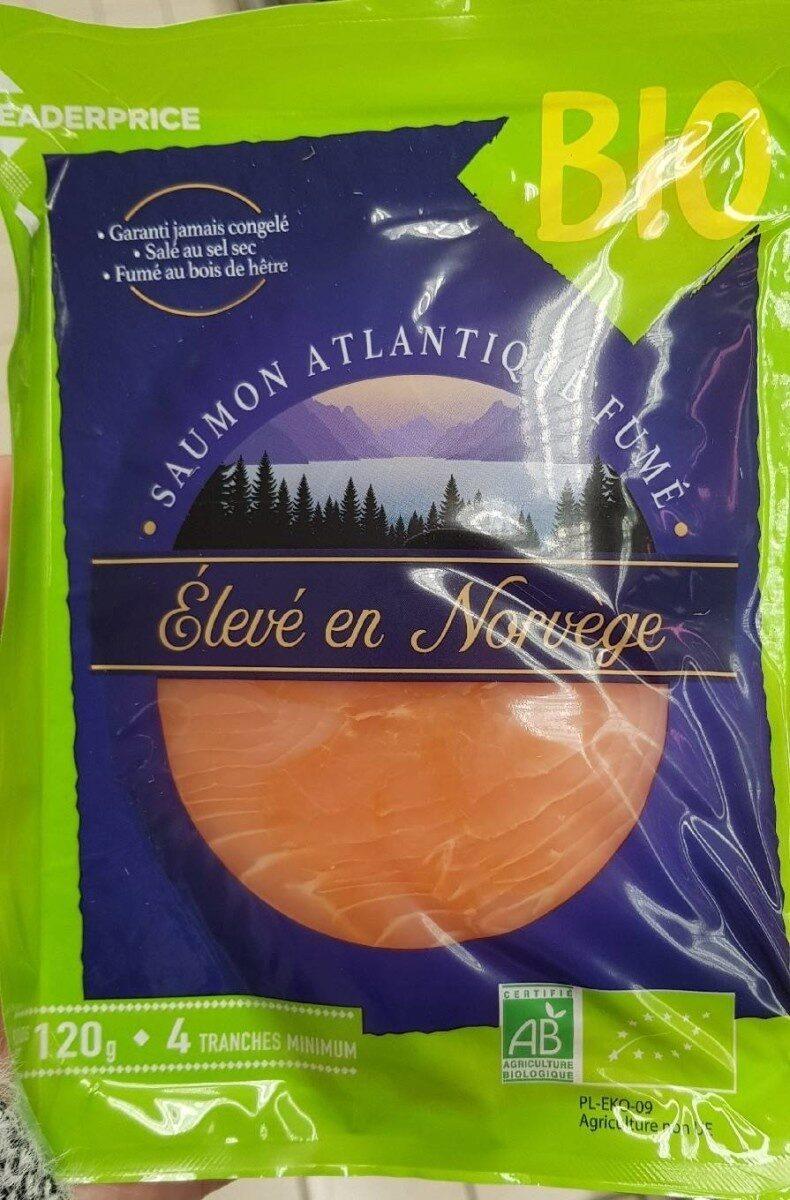 Saumon Atlantique fumé - Prodotto - fr