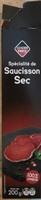 Spécialité de Saucisson Sec - Product - fr
