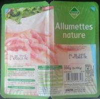 Allumettes nature - Produit - fr