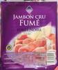 Jambon Cru Fumé de la Forêt Noire - Product
