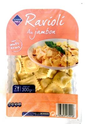 Ravioli au jambon aux œufs frais - Produit - fr