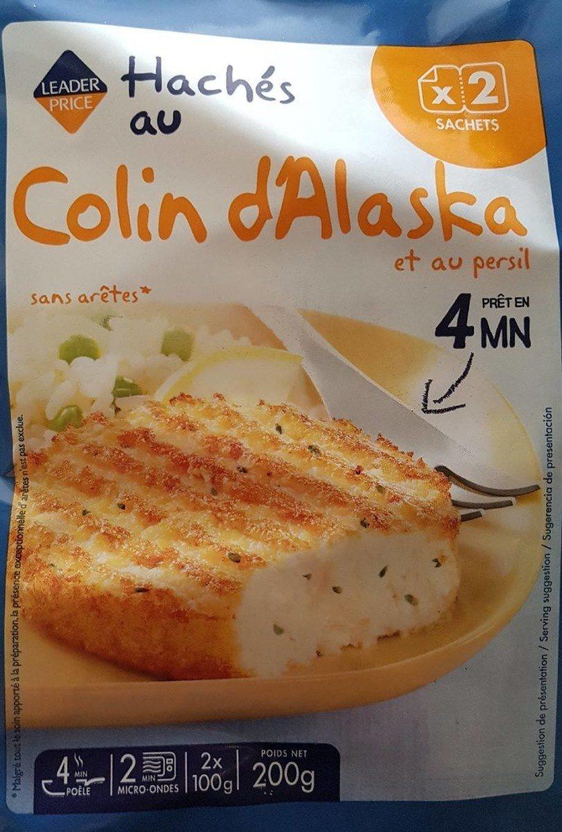 Hachés au Colin d'Alaska et au persil - Product