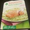 Saumon purée de brocolis - Product