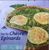 Tarte Chèvre Epinards - Product