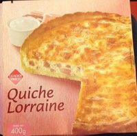 Quiche Lorraine - Prodotto - fr