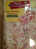 Tarte flambee alsacienne - Produit